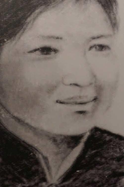 刘胡兰式的女英雄 吴洪英图片