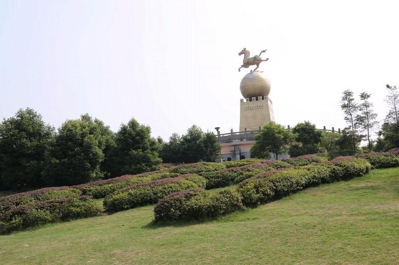 四川广安邓小平纪念馆-旅游