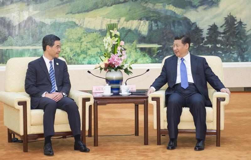 习近平出席2014年亚太经合组织领导人会议图片