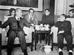 邓小平会见法国总统德斯坦