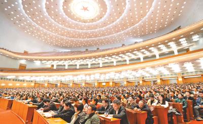 第三展区:坚持中国特色社会主义政治发展道路