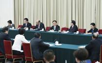 韩正参加陕西代表团审议