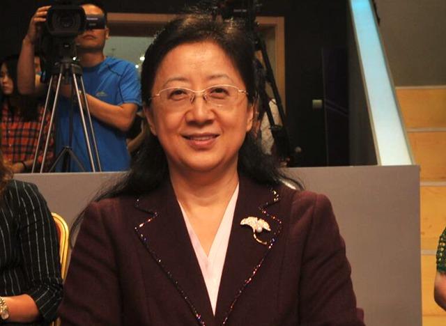 全国妇联副主席、书记处书记夏杰出席活动