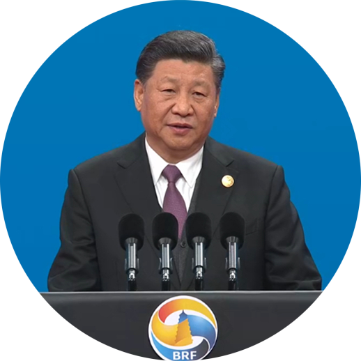 "w88优德官网""一带一路""最新演讲提出这些中国主张         第二届""一带一路""国际合作高峰论坛开幕式4月26日上午在北京举行,国家主席w88优德官网出席开幕式并发表主旨演讲。如何开创共建""一带一路""的美好未来?""学习有声""带您聆听现场。"