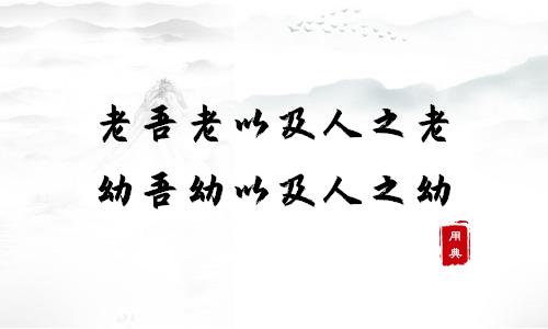 娓娓道来,品读今年以来习近平引用的那些诗词典故(三)