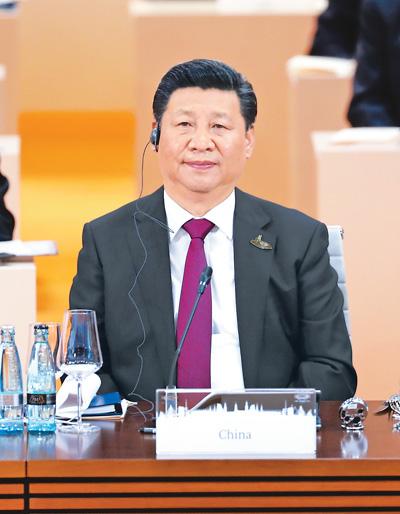 """连续六年出席G20峰会习近平发出过这些""""中国声音"""""""