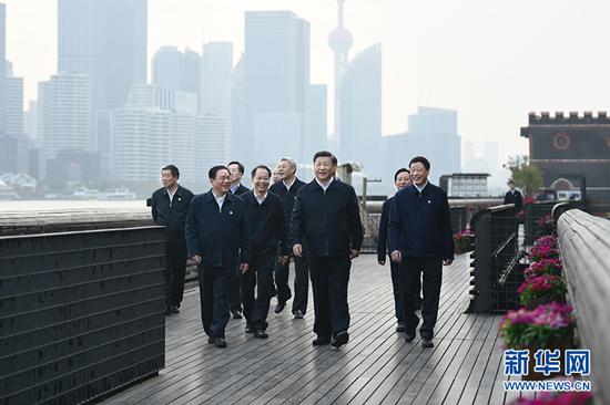 关于上海习近平总书记有哪些期许?