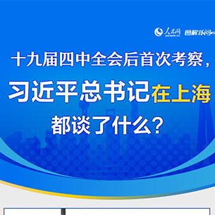 w88优德官网总书记在上海都谈了什么?