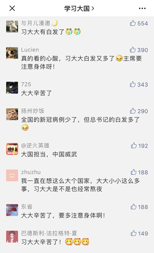 """中国共产党新闻网:破解中国战""""疫""""密码 这64个字说清楚了"""