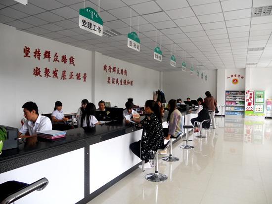 内蒙古自治区通辽市高质量推进党建服务中心全覆盖