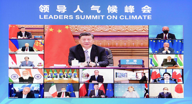 """全面阐释""""人与自然生命共同体""""理念 习近平重要讲话彰显中国信心中国行动"""