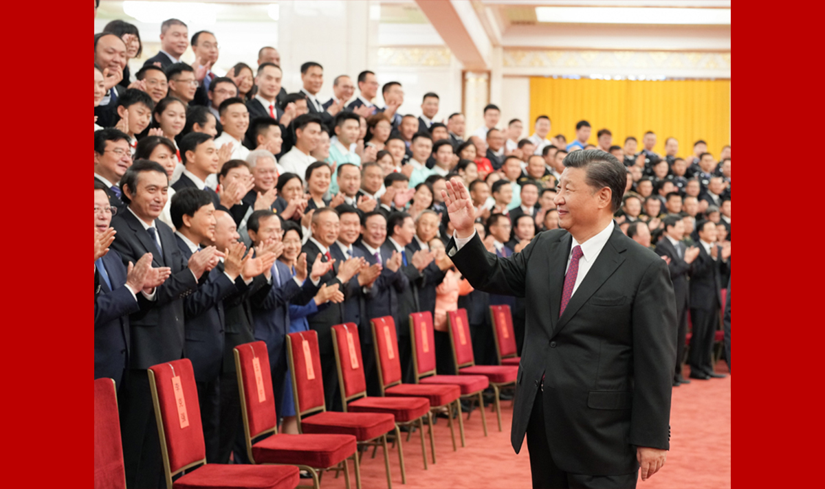 �(xi)近平���中(zhong)��共�a�h(dang)成立(li)100周年(nian)�c祝(zhu)活�踊I(chou)�k工作有�P方面代表