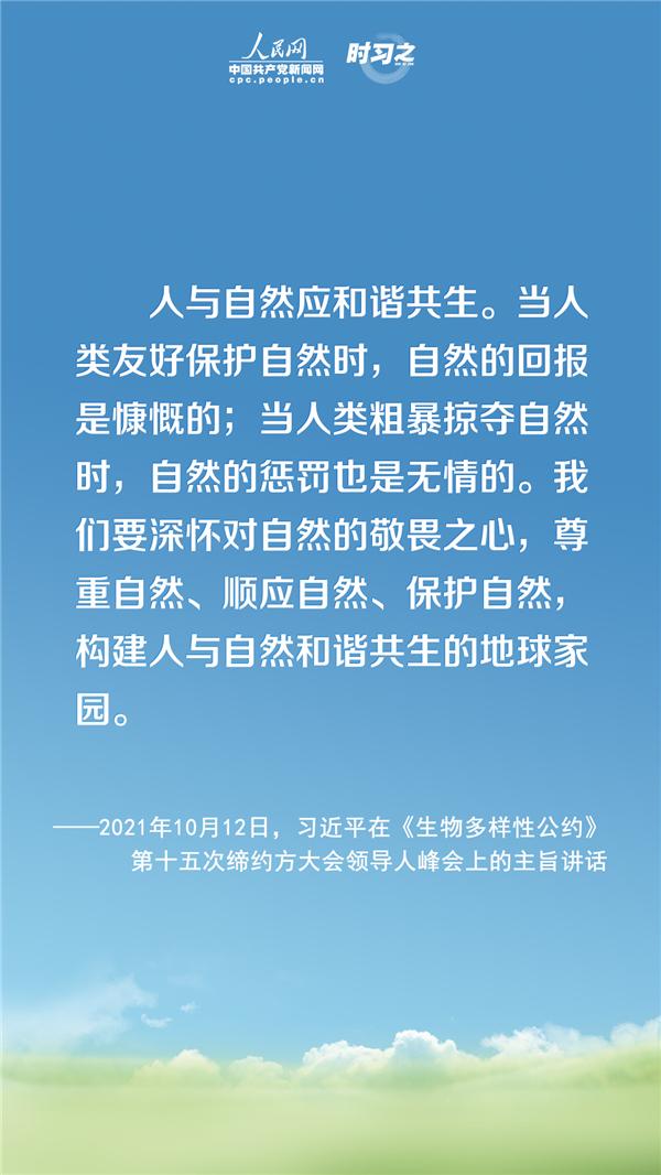 我们的共同家园|保护生物多样性 习近平提出中国方案