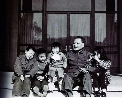 邓小平女儿 父亲离去10年 怀念不会变淡图片