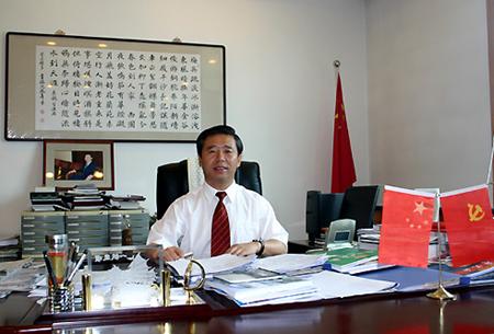 许兆君:伊春要在森林减排方面争当典范--中国共