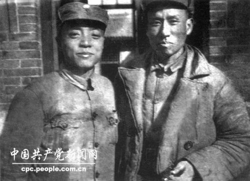 杨尚昆_寻找父亲足迹杨尚昆之子图