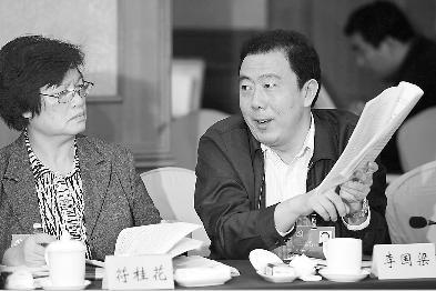 李国梁代表:见证洋浦腾飞--中国共产党新闻--人