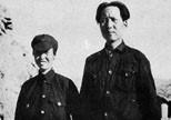 长征结束,抵达陕北的毛泽东和贺自珍