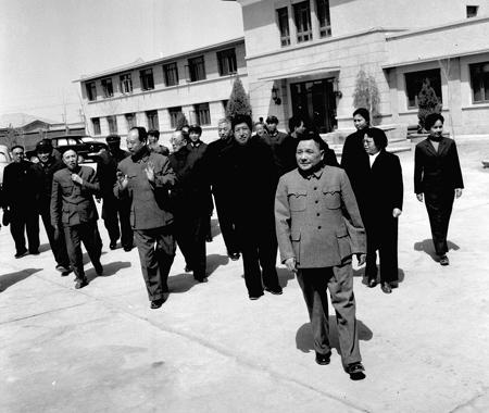 党的四代领导集体与宁夏图片