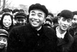 &$<font color=\'#000000\'>&$1958年,彭德怀到湖南平江县视察,与人民群众在一起。&$</font>&$