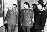 &$<font color=\'#000000\'>&$1959年5月20日,彭德怀元帅访问罗马尼亚军事学院。&$</font>&$