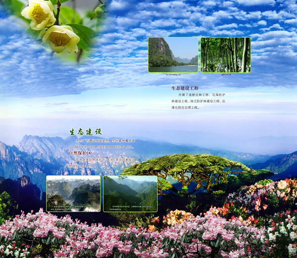 青山绿水/生态文明 青山绿水