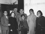 60年代初邓小平全家福