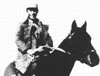 1942年,吕正操在滹沱河畔